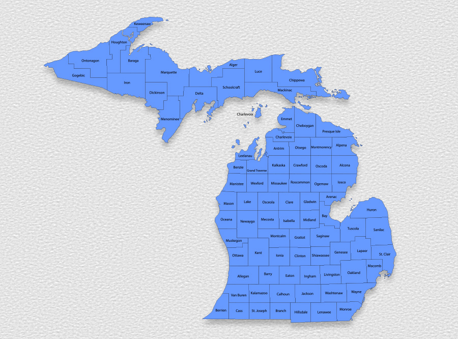 Contact FTECH Organization & Storage - Storage Solutions in Michigan - location-map1